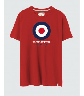 Camiseta Logo Scooter