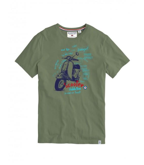 Camiseta Devon Scooter