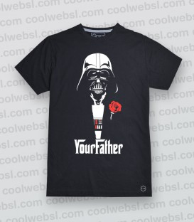 CAMISETA YOUR FATHER