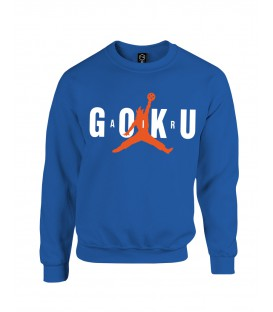 SUDADERA GOKU AIR
