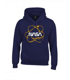 SUDADERA CAPUCHA NASA
