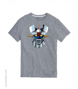 CAMISETA ROBOT HEAD