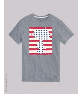 CAMISETA SNOOP USA