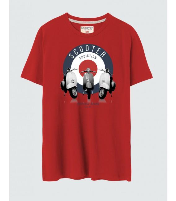 Camiseta MOOD Scooter