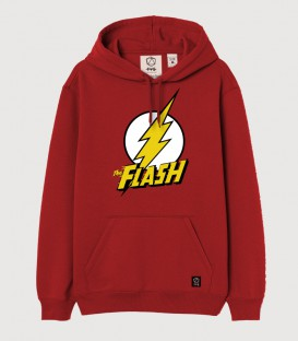 Sudadera con Capucha FLASH