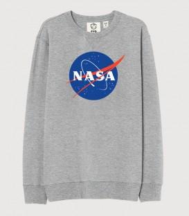 Sudadera Cuello Redondo NASA