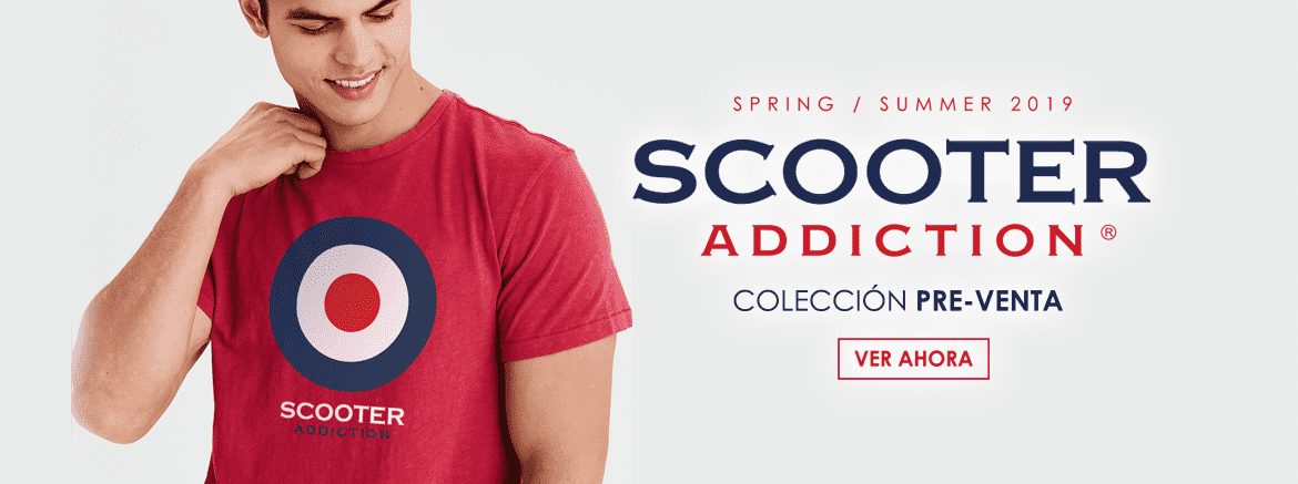 PRE-VENTA Scooter Addiction Verano 2019