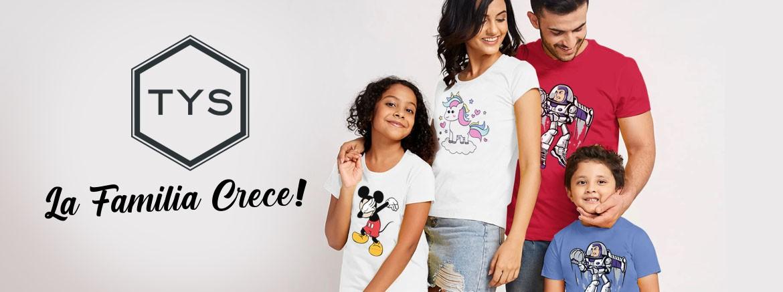 Novedades Camisetas Tys Verano - Mayorista Coolweb