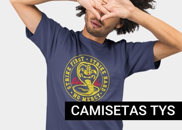 Camisetas Marca TYS - Mayorista Coolweb