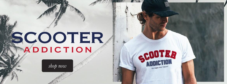 Scooter addiction