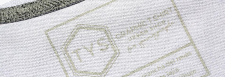 Camisetas de la marca TYS calidad y buen precio