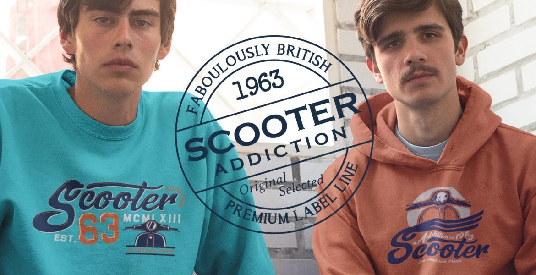 Ropa Scooter Addiction Moda Casual para Hombre