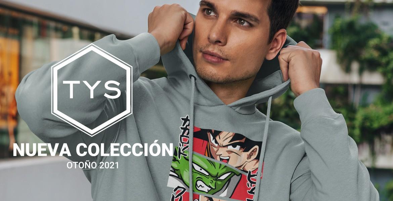 Camisetas de la marca TYS venta mayorista a toda España