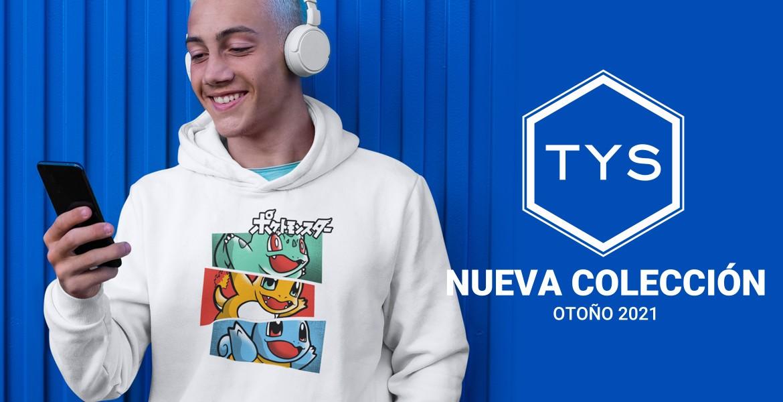 Camisetas y Sudaderas venta mayorista online España